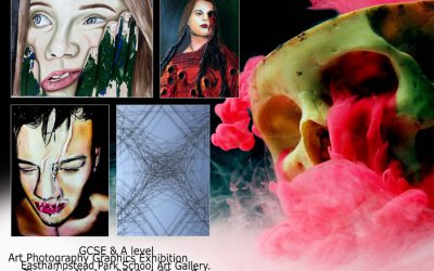 GCSE and A Level Art, Photography and Graphics Exhibition