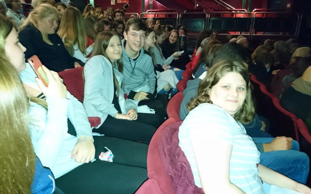Year 11 students attend theatre production of Great Expectations
