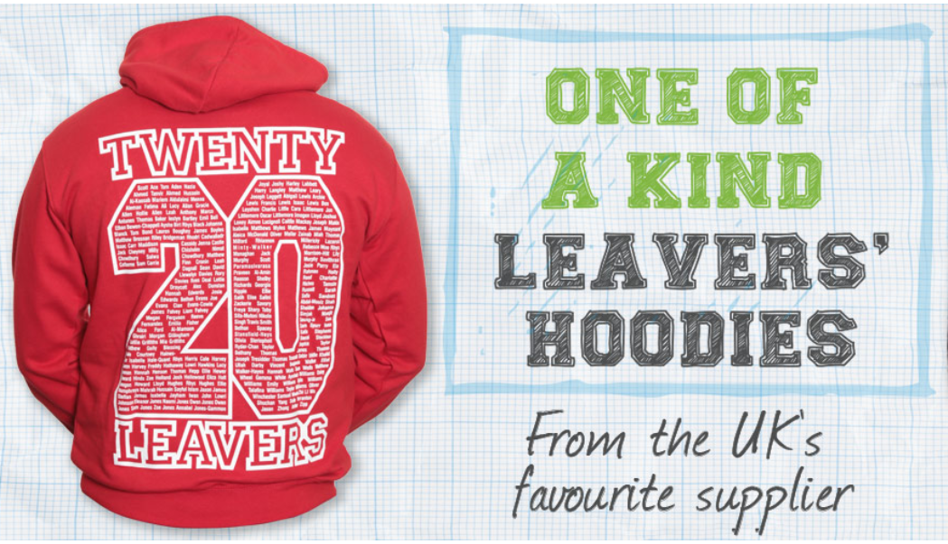 Y11s have you ordered your royal blue leavers hoodie yet?