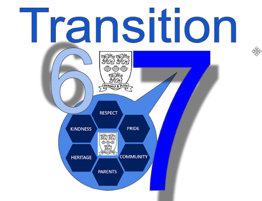 YEAR 6 TO 7 TRANSITION 2020-2021 – Coming soon