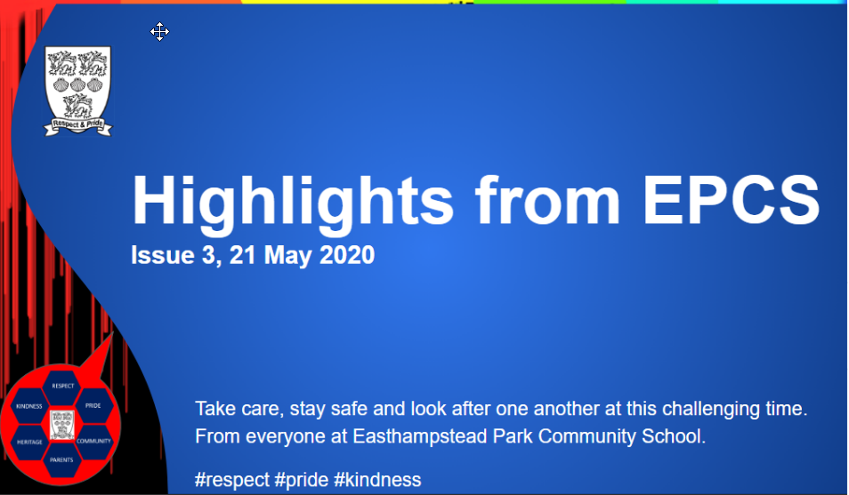 Highlights from EPCS Newsletter Issue #3