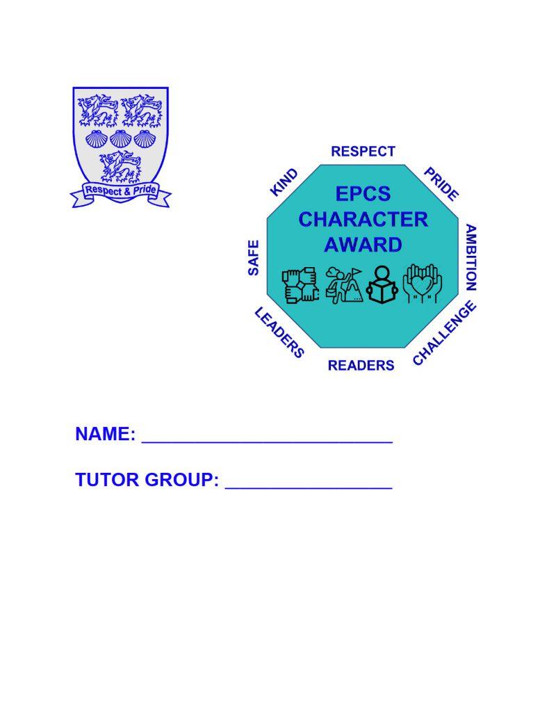 EPCS character booklet