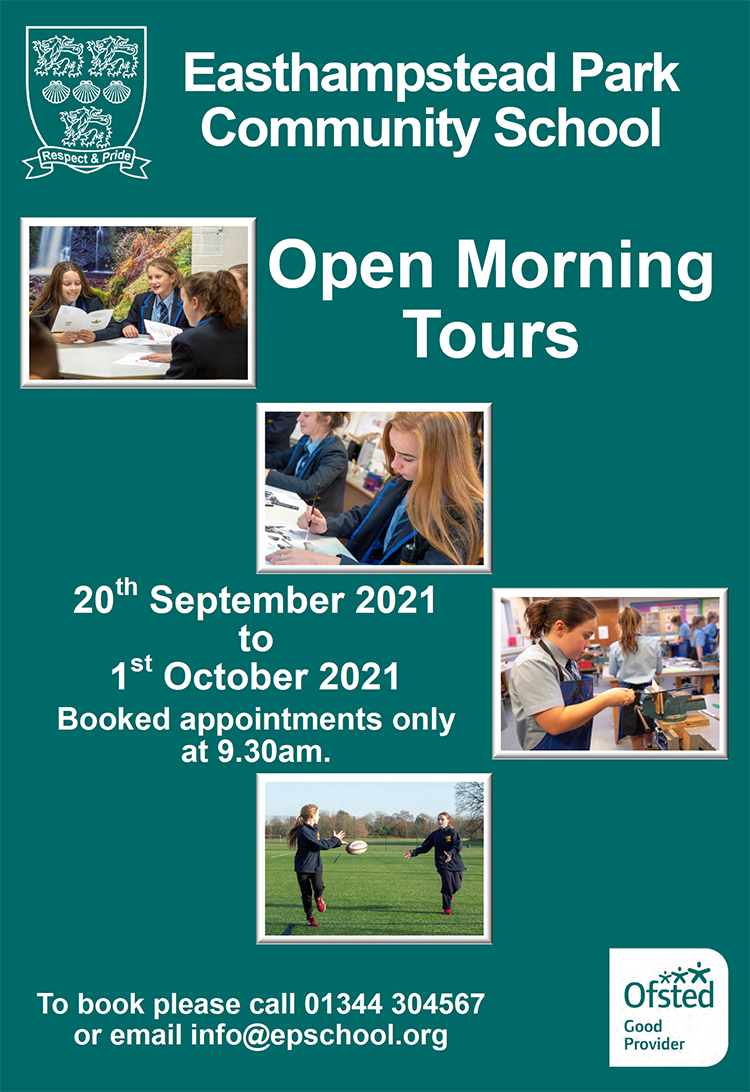Open Morning Tours